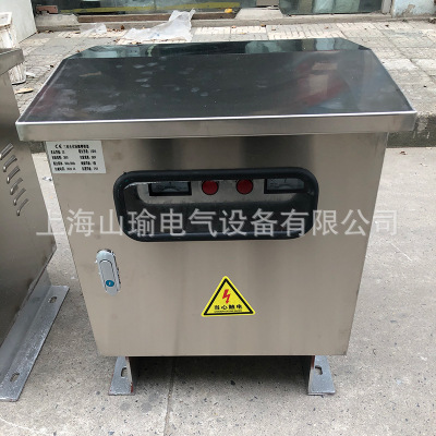 户外不锈钢防水防雨变压器SG-12KVA太阳能光伏发电隔离变压器