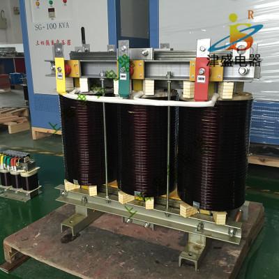 实力厂家100千瓦100kVA三相干式隔离伺服变压器380V变转220V