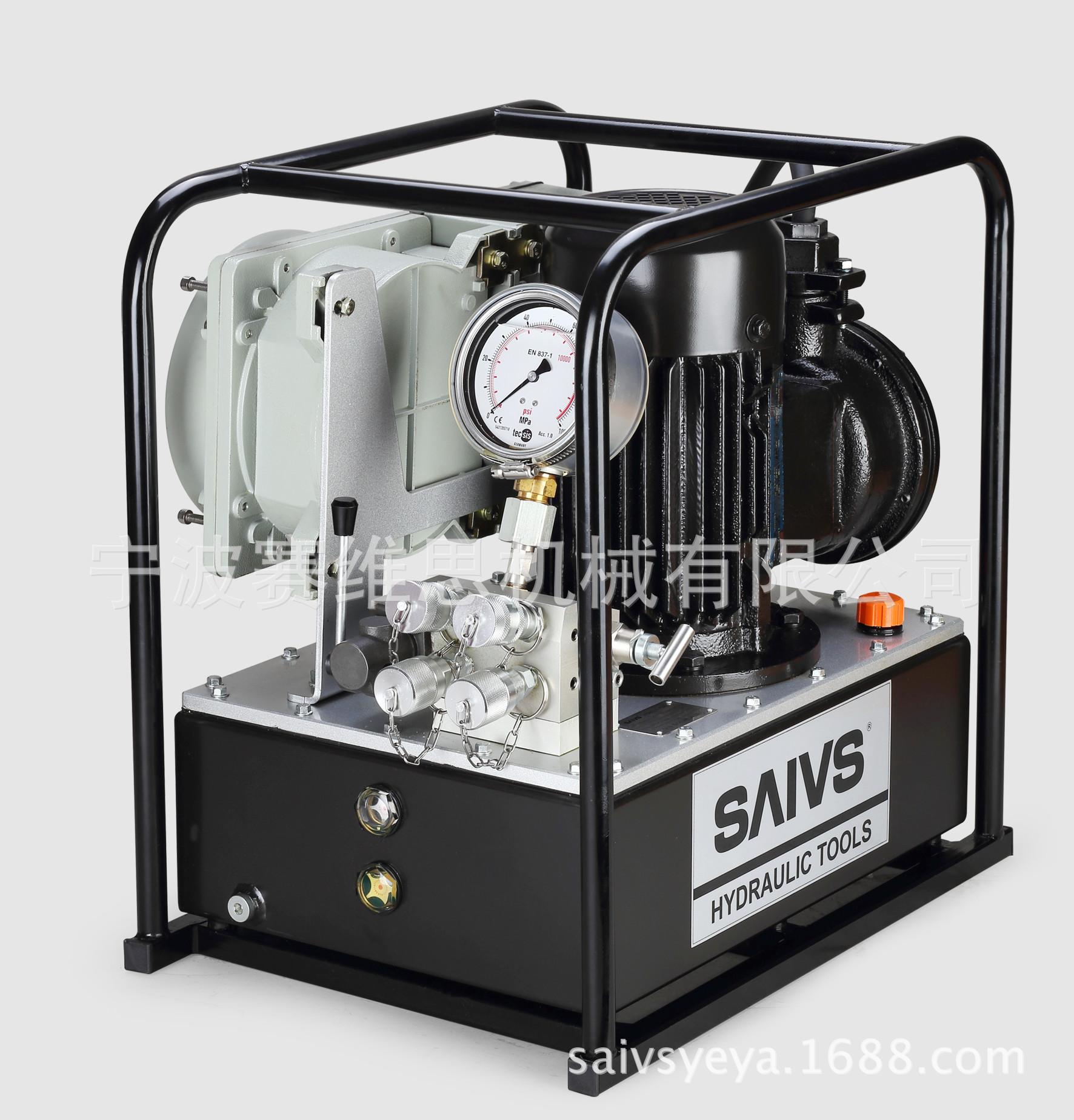 SFBP系列防爆电动液压泵