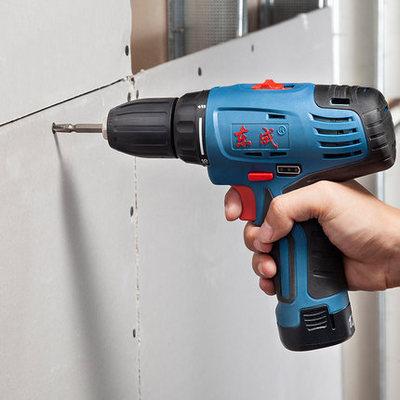 东成充电式电钻DCJZ10-10锂电钻电动螺丝刀充电手电钻起子 充电槽