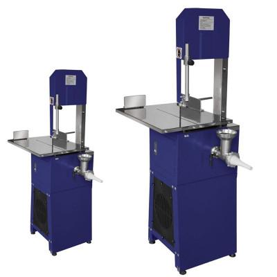 新款立式250商用锯骨机 多功能带绞肉机切骨机 多用锯床