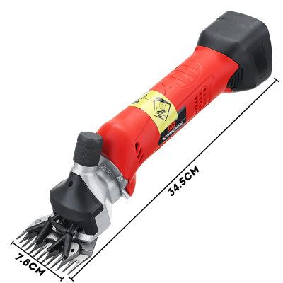 充电式锂电池无刷电动羊毛剪羊毛电推剪子电动剪毛修毛器厂家批发