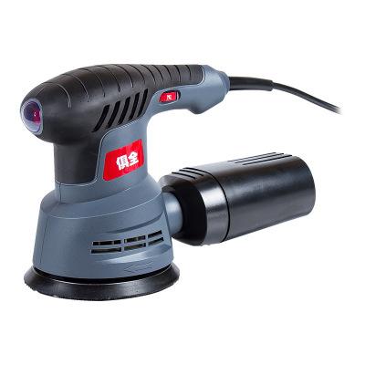俱全小型迷你木工电动砂光机抛光机打磨机砂光油漆腻子墙面砂光机