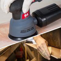 俱全现货厂家直销便携小型迷你木工金属打磨砂光墙腻子电动砂磨机