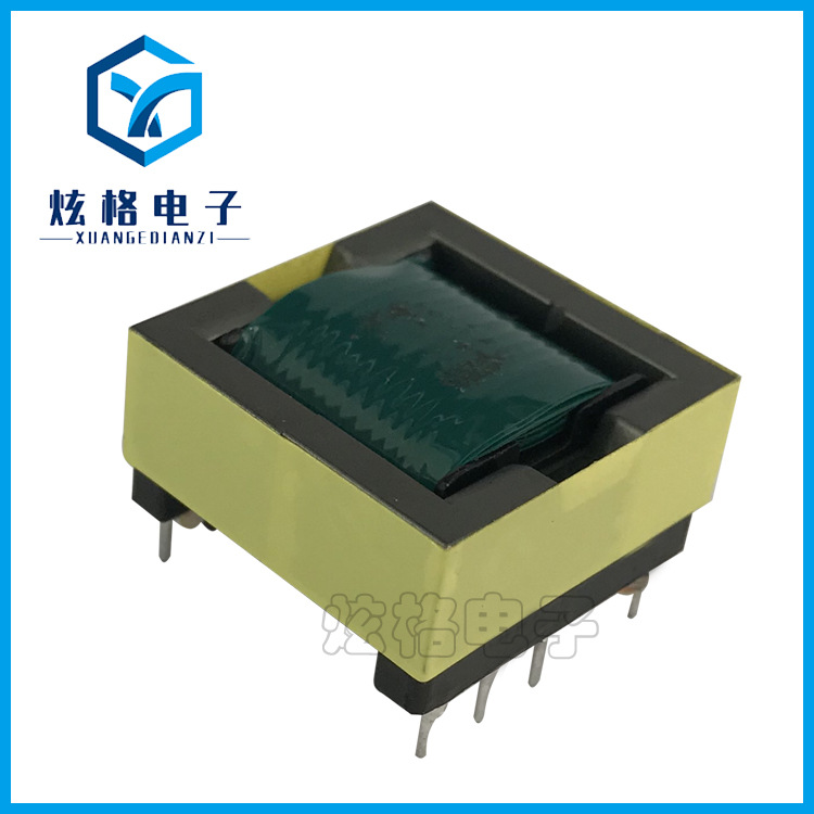 变压器EFD25卧式高频变压器电源用变压器EFD型可过认证单相变压器