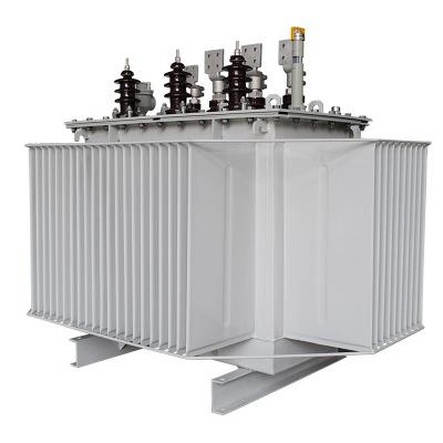 S13-630KVA油浸式电力变压器13.8KV变0.4KV工矿小区建设室外电源