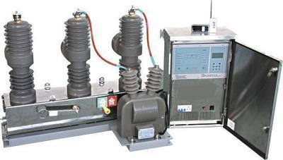 厂家直销ZW32-12G/T630-20户外高压智能分界真空断路器