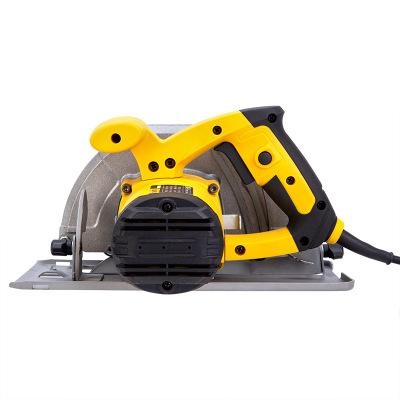 得力电圆锯大功率切割机多功能圆盘电锯家用木工手提锯电动工具