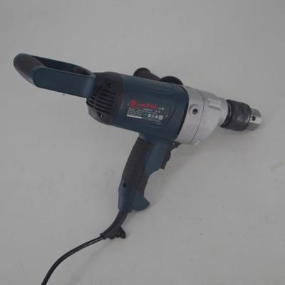 立邦辉煌田岛手电钻1301低速电钻16mm飞机钻可调速正反转搅拌钻