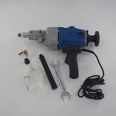 东成Z1Z-FF-180金刚石钻孔机墙壁打孔机台式水磨空调工程钻孔机