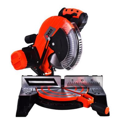 多功能锯铝机10寸255mm铝合金木工材45度角切割机界铝机工具批发