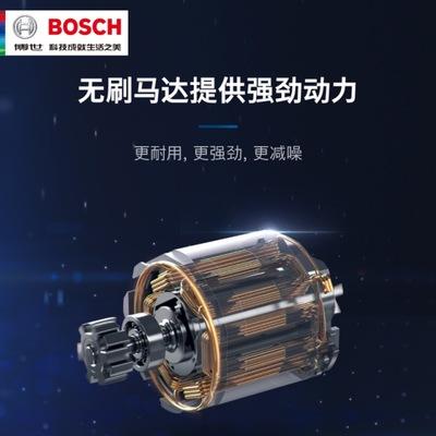 博世锂电充电式手提角磨机GWS18V-Li无刷切割磨光抛光机电动工具