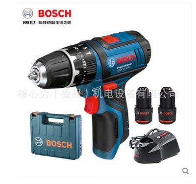 正品博世充电式锂电手电钻手枪钻起子机GSB 120-L1 GSB 140-L1