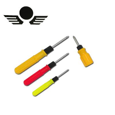 铭洋工具厂家直销多功能黄两用一字十字螺丝刀