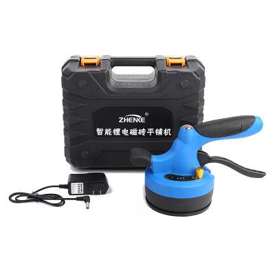 批发锂电平铺机 充电式电动贴地板砖机 泥瓦匠工具 瓷砖振动器