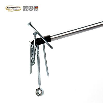 麦思德家用螺丝刀组套装可敲击穿心螺丝刀组一字十字起子维修工具