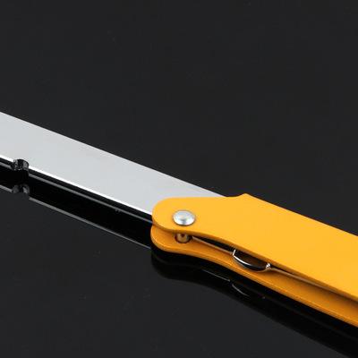 厂家淘宝货源电镀可调锯弓多功能木工锯12寸手动喷塑加厚钢锯架