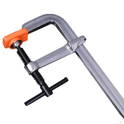 【厂家直销】临沂五金木工夹 手动快速固定夹具 日式重型锻钢F夹