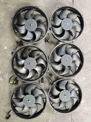 供应新能源汽车无刷散热风机TD-C-27Sw0B0广州通达电气原厂电机