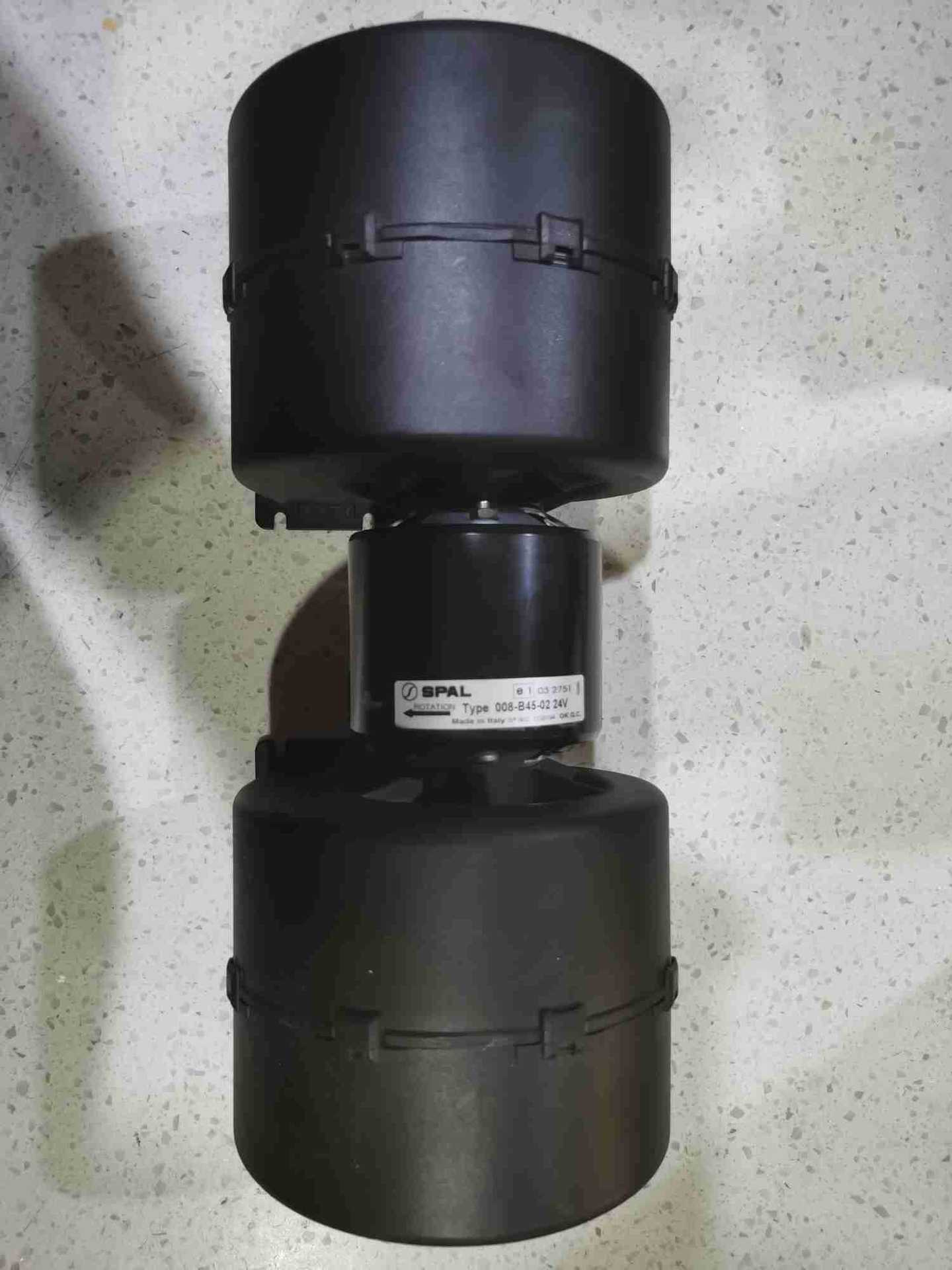 斯佩尔SPAL008-B45-02意大利进口原厂鼓风机