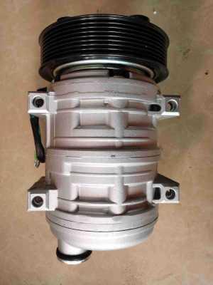 优德88中文客户端帕尔玛PLM22中巴原厂汽车空调压缩机