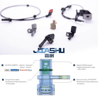 汽车曲轴传感器适用探路者23731-EC01A 23731-EC00A 949979-1420