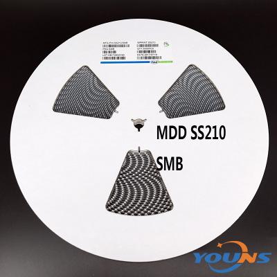 原装MDD 贴片整流二极管 1N4007 MDD M7 SMA 1A/1000V 2000只/盘