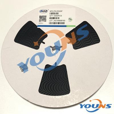 原装MDD DSK210 K210 SOD-123F 100V/2A 贴片肖特基二极管整流器