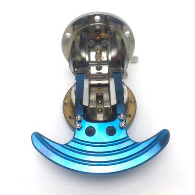 汽车赛车方向盘底座改装方向盘快拆座 可翻转倾斜上掀快拆器底座
