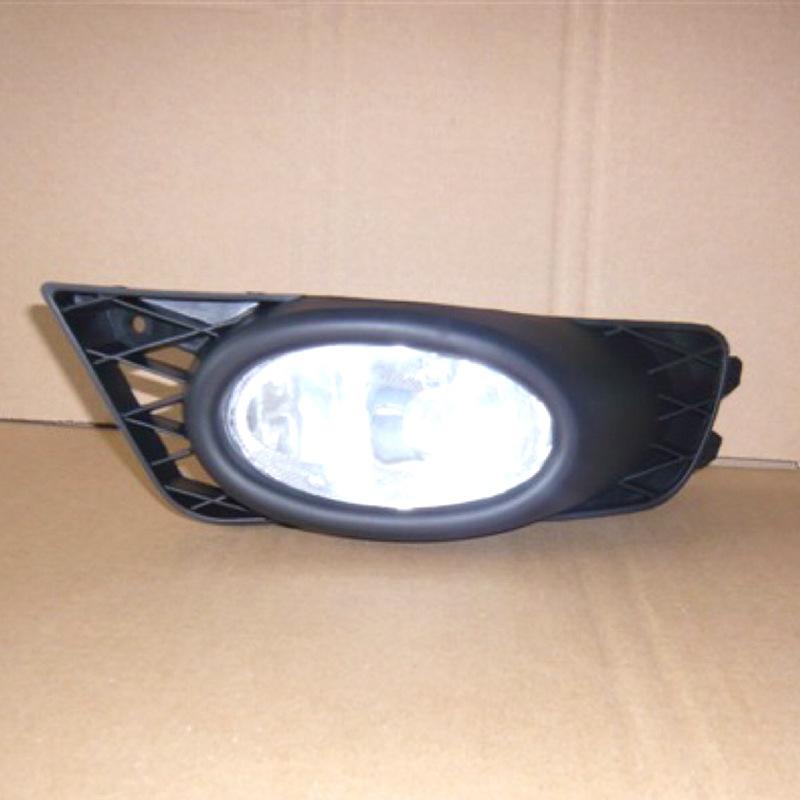 厂家直供适用于09思域汽车雾灯高档轿车商用小汽车乘务车照明雾灯
