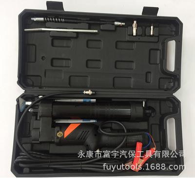富宇宝马电动黄油枪充电式厂家锂电池24V12V打桶装油加注枪BM-07