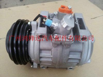 适用车型:丰田/中巴考斯特双槽/汽车空调压缩机/冷气泵