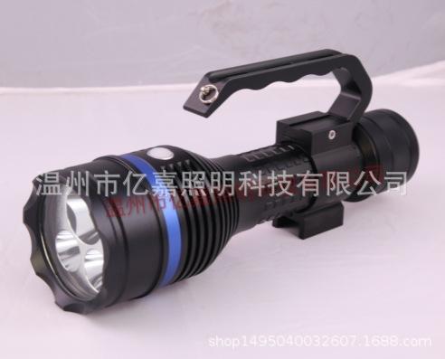 厂家直销 RJW7103手提式防爆探照灯 强光勘查灯 远距离探照灯