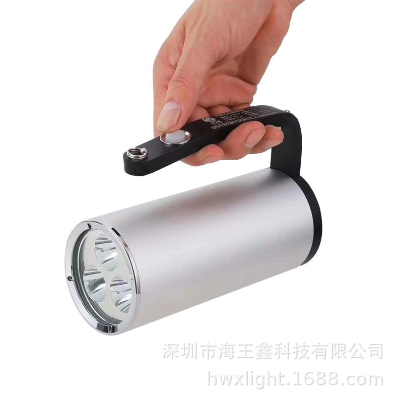 海王鑫厂家直销强光防爆手电筒 质保三年RWX7102手提式防爆探照灯
