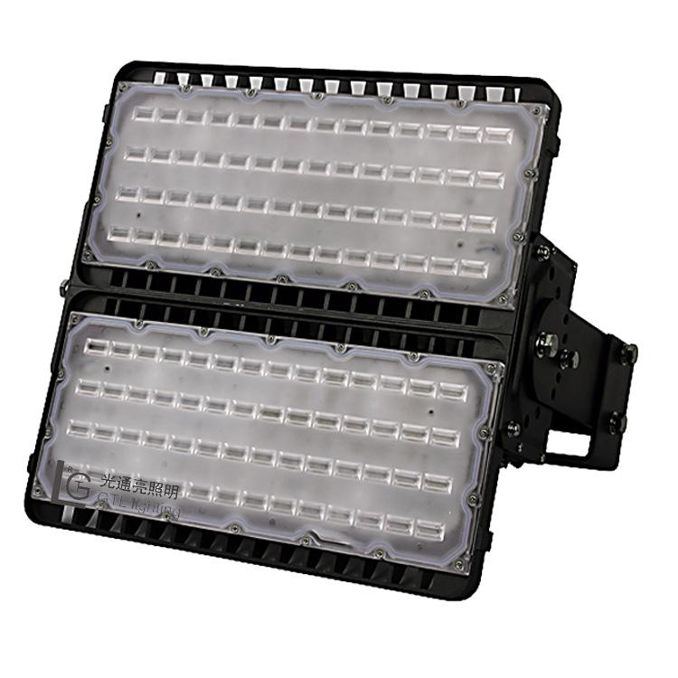 LED高杆灯隧道投光灯400W最大旋转角度:180度