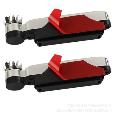 沃斯达 汽车中网灯 LED风力风能日行灯 车头辅助灯 装饰风能