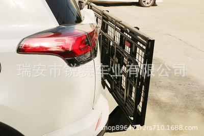 现货批发 汽车尾部行李框 黑色 行李架 适用面包车 SUV等定制款