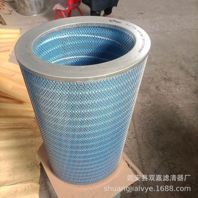 优德88中文客户端P191889阻燃材料除尘滤筒 两头通椭圆滤芯