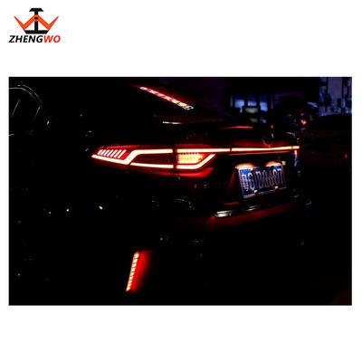 正沃工厂 新款雷凌LED贯穿改装尾灯 美版卡罗拉尾灯总成