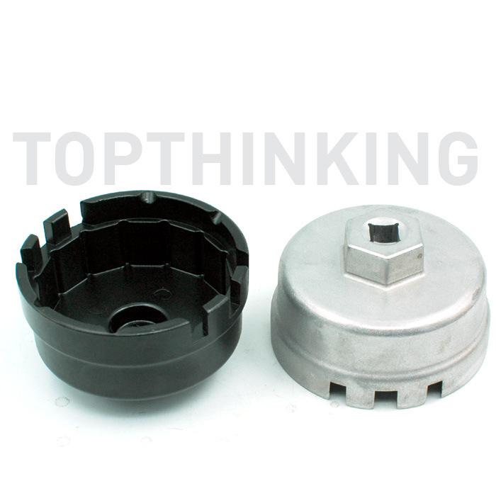 铝合金制汽车机油滤清器扳手 专用滤清器板手