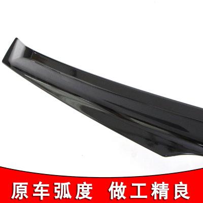 适用于丰田穿越者尾翼 Fortuner 扰流板 奔跑者尾翼 穿越者尾翼