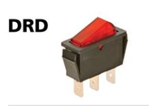 优德88中文客户端德丰Defond 摇臂开关 电路开关 常开常闭 DRD