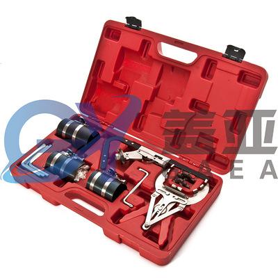 厂家直销专业引擎汽保维修活塞环安装工具 活塞环压缩器组套批发