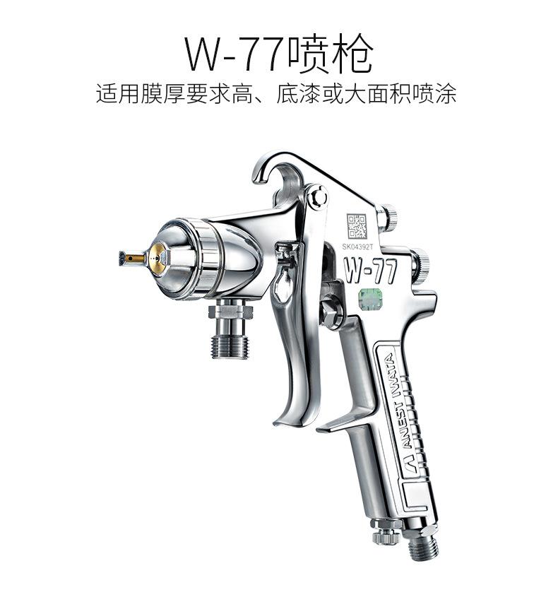 岩田W-77喷枪