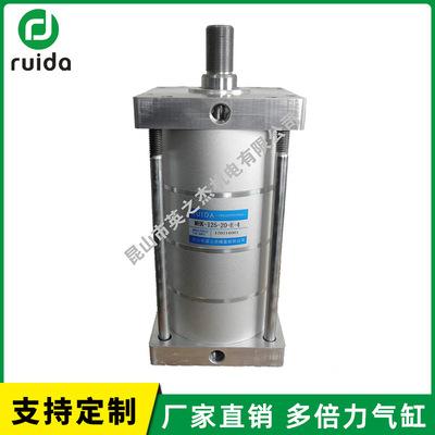 力钛 MPTK自动化机械气动元件多倍力气缸串联气缸
