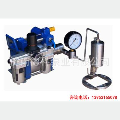 空气增压泵 化学介质气动增压泵 腐蚀介质增压设备 氮气增压泵