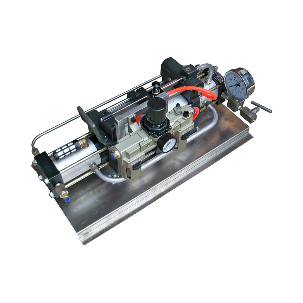 供应氮气增压泵 氮气弹簧增压设备 氮气弹簧充气装置 氮气弹簧