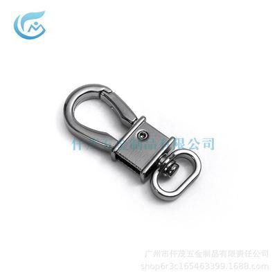 锌合金钥匙扣足球钥匙扣包皮革PVC公子金属勾扣亚马逊汽车钥匙扣
