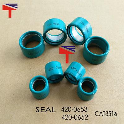 6754-21-6230 曲轴后油封 适用于6D107发动机 384-4174滑轮顶挂钩