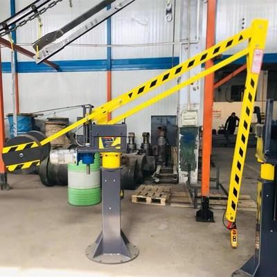 厂家供应平衡吊 360度无限旋转平衡吊 车间生产线折臂平衡吊